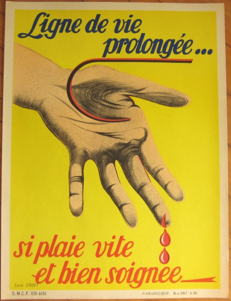 Early-SNCF-French-Railroad-Train-Safety-Poster-10